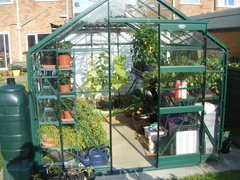 "New ""Part Built"" Elite Greenhouse offer"