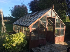 Cedar Greenhouses and their Replacements