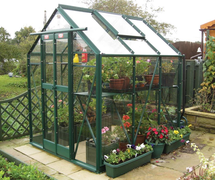 "Elite Streamline 5' 3"" Wide :: Elloughton Greenhouses"