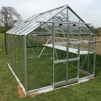 Belmont silver 10 x 8 toughened on grass2